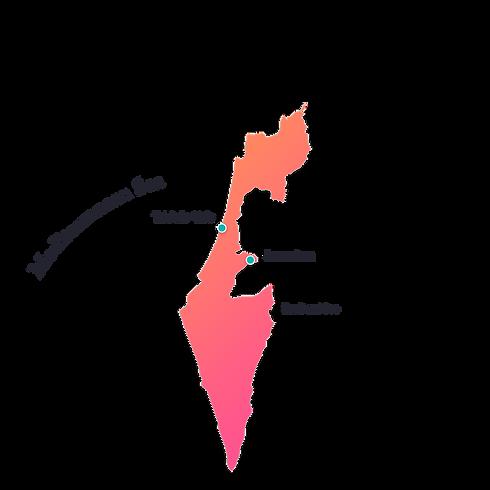 The Holy City of Jerusalem & Tel-Aviv