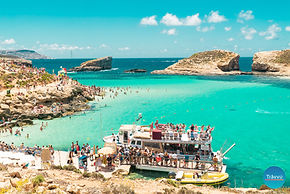 The Islands of Malta, Comino & Gozo