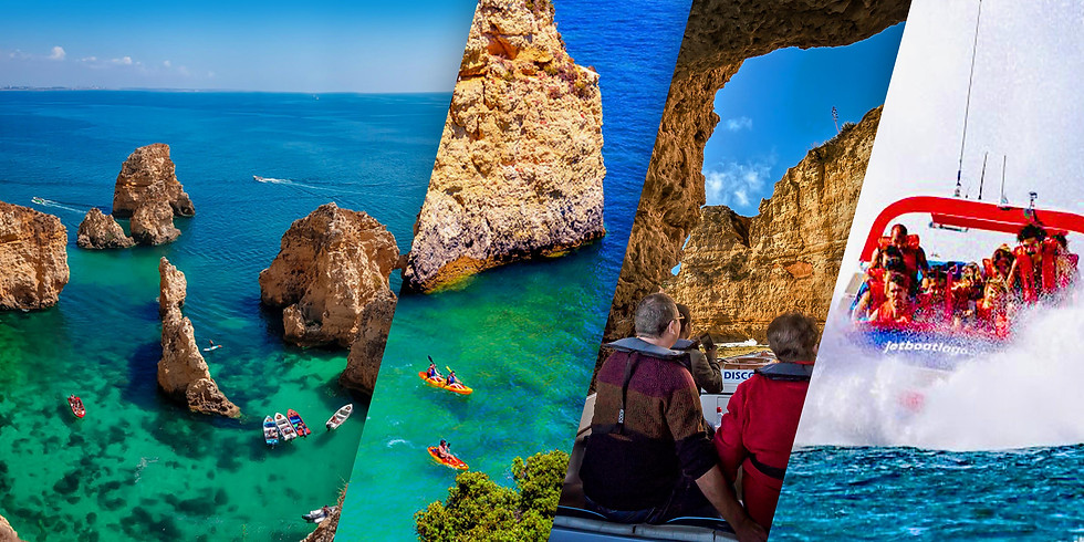 Experience The Algarve - Part II