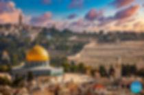 The Old City of Jerusalem & Tel-Aviv