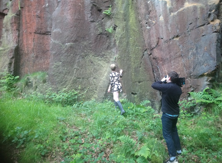 Filming Last Decade Of Love