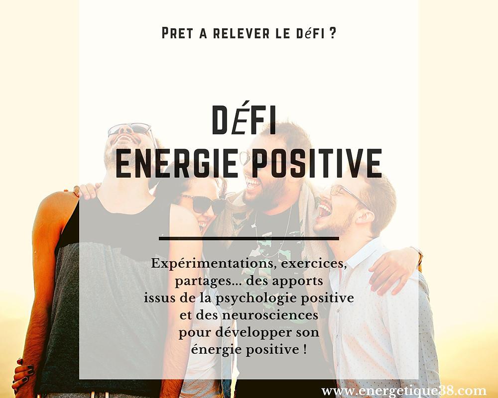 Défi énergie positive ; énergétique38 ; Carine André