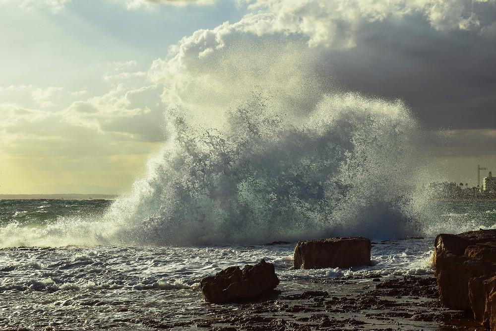 tempête stress gestion des émotions burn-out dépression