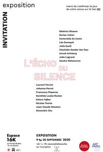"""L'Echo du silence"""