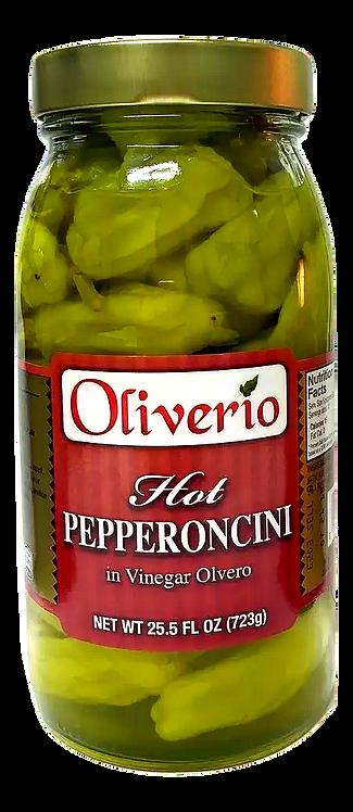 Hot Pepperoncini