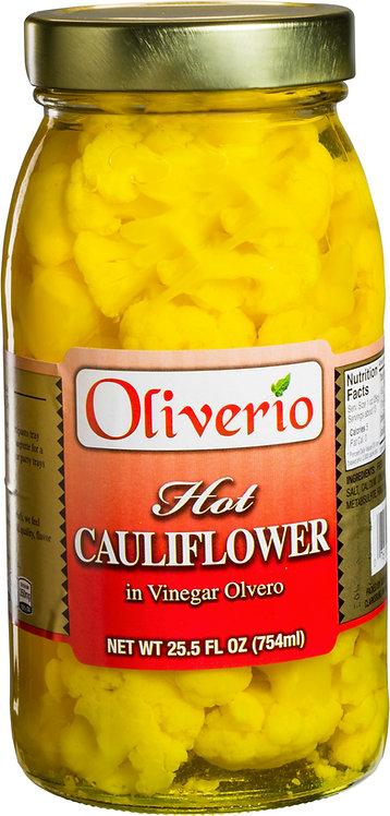 Hot Cauliflower in Vinegar