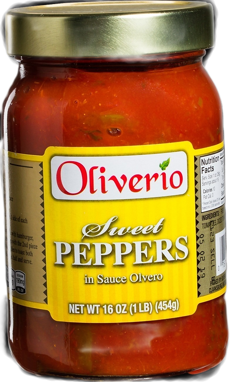 Sweet Peppers in Sauce