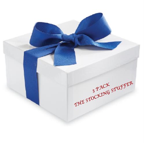 The Stocking Stuffer - 3 Pack