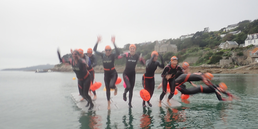Tresanton Breakfast Swim 2020
