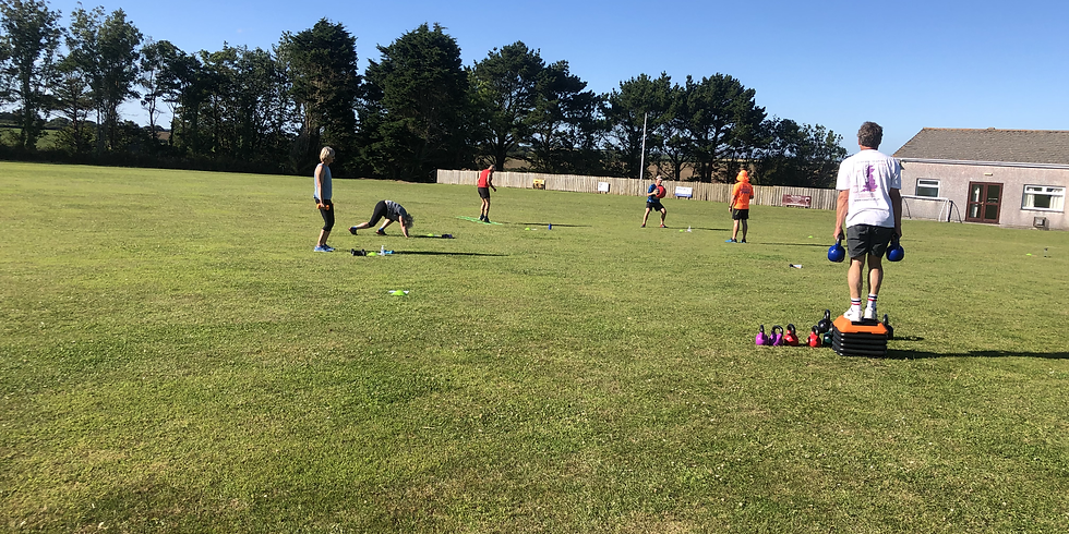 July 2021 - Functional Strength Programme