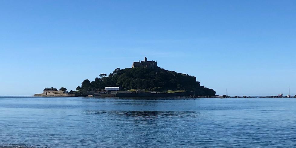 St Michael's Mount August 2020