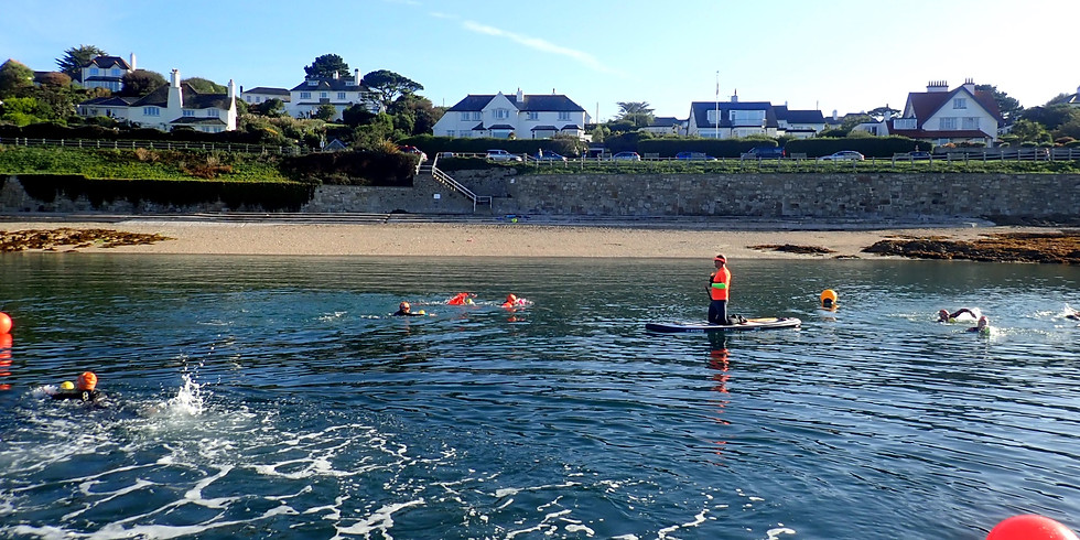 2021 Season Open Water Coached Sessions