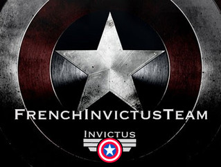 French Invictus Team workshop