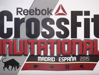 Retransmission des CrossFit Invitational 2015 à CrossFit Initium