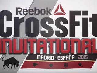 Retransmission des CrossFit Invitational 2015 à CrossFit Initium