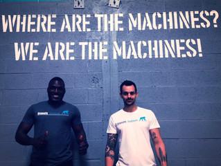 Les t-shirts CrossFit Initium sont arrivés