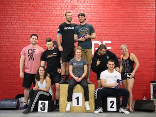Compétition Prove It à CrossFit Dunkerque
