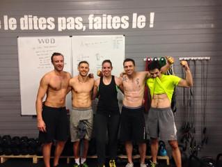 WOD des 1000 Likes CrossFit Initium