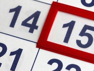 Fermeture de CrossFit Initium ce samedi 15 août (Assomption)