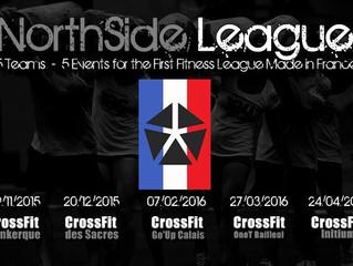 Fermeture de CrossFit Initium le dimanche 20 décembre 2015