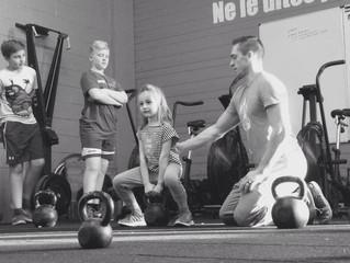 Venez découvrir CrossFit Kids à CrossFit Initium