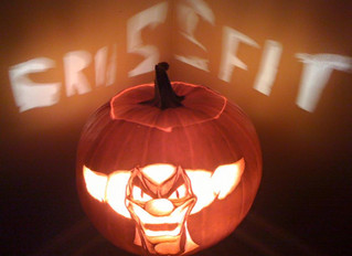 WOD Halloween 2015 à CrossFit Initium