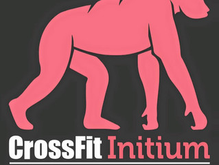 Crossfit Initium Girls WOD de septembre