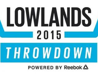 Fermeture de CrossFit Initium ce samedi 5 septembre 2015 : participation aux Lowlands Throwdown 2015