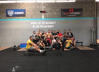 CrossFit Initium One Year Anniversary