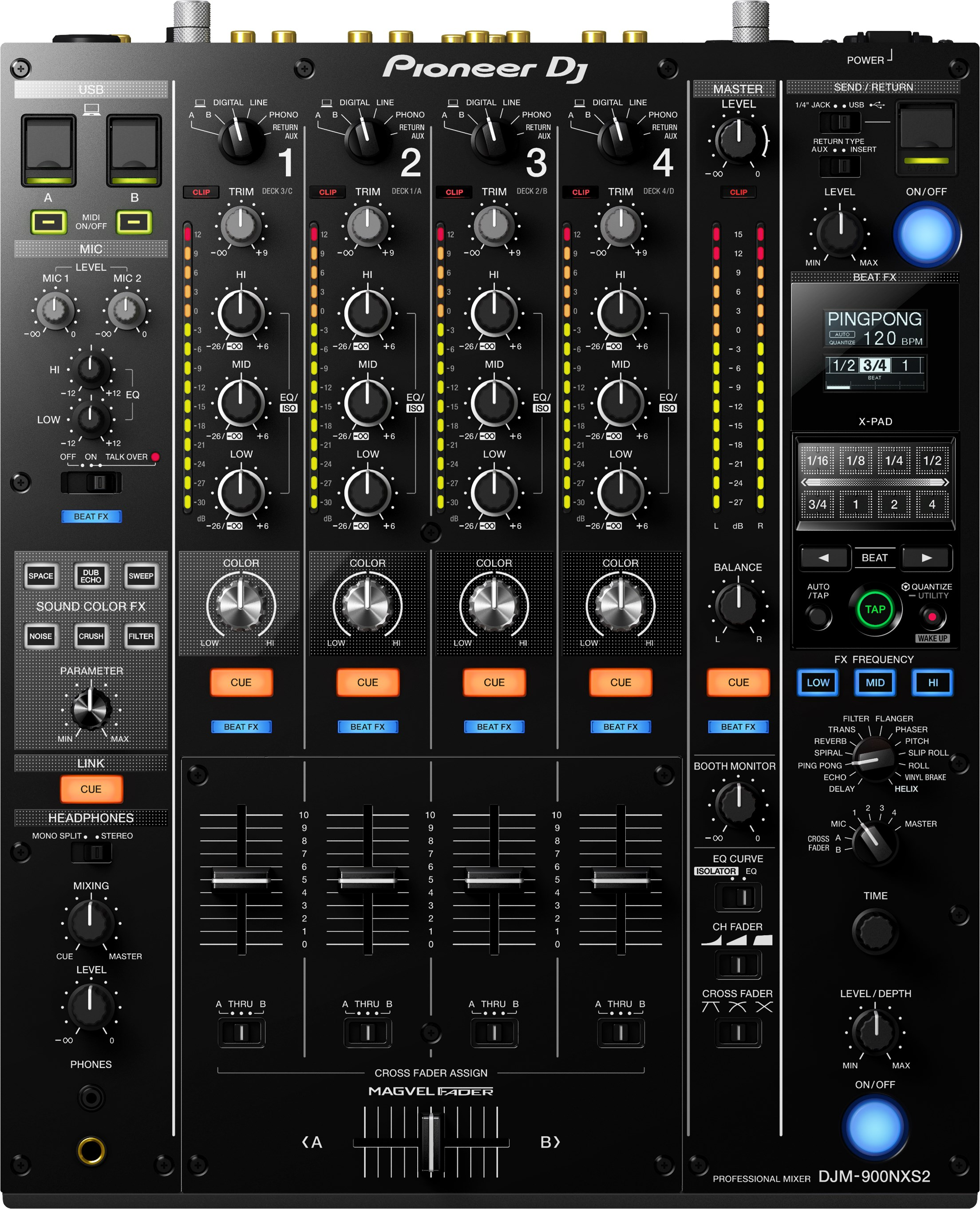 Pioneer DJM 900 NSX2 1