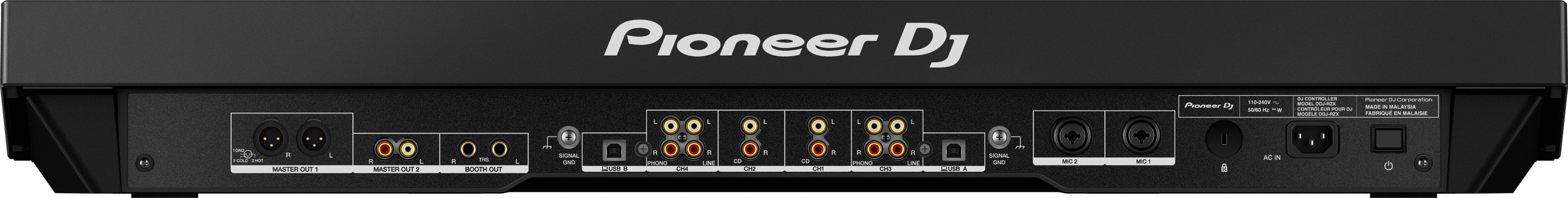 Pioneer DDJ RZX 2
