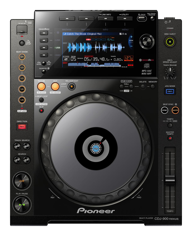Pioneer CDJ 900 Nexus (1)