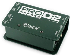 Radial Engineering Pro D2 LOCATION PARIS 5