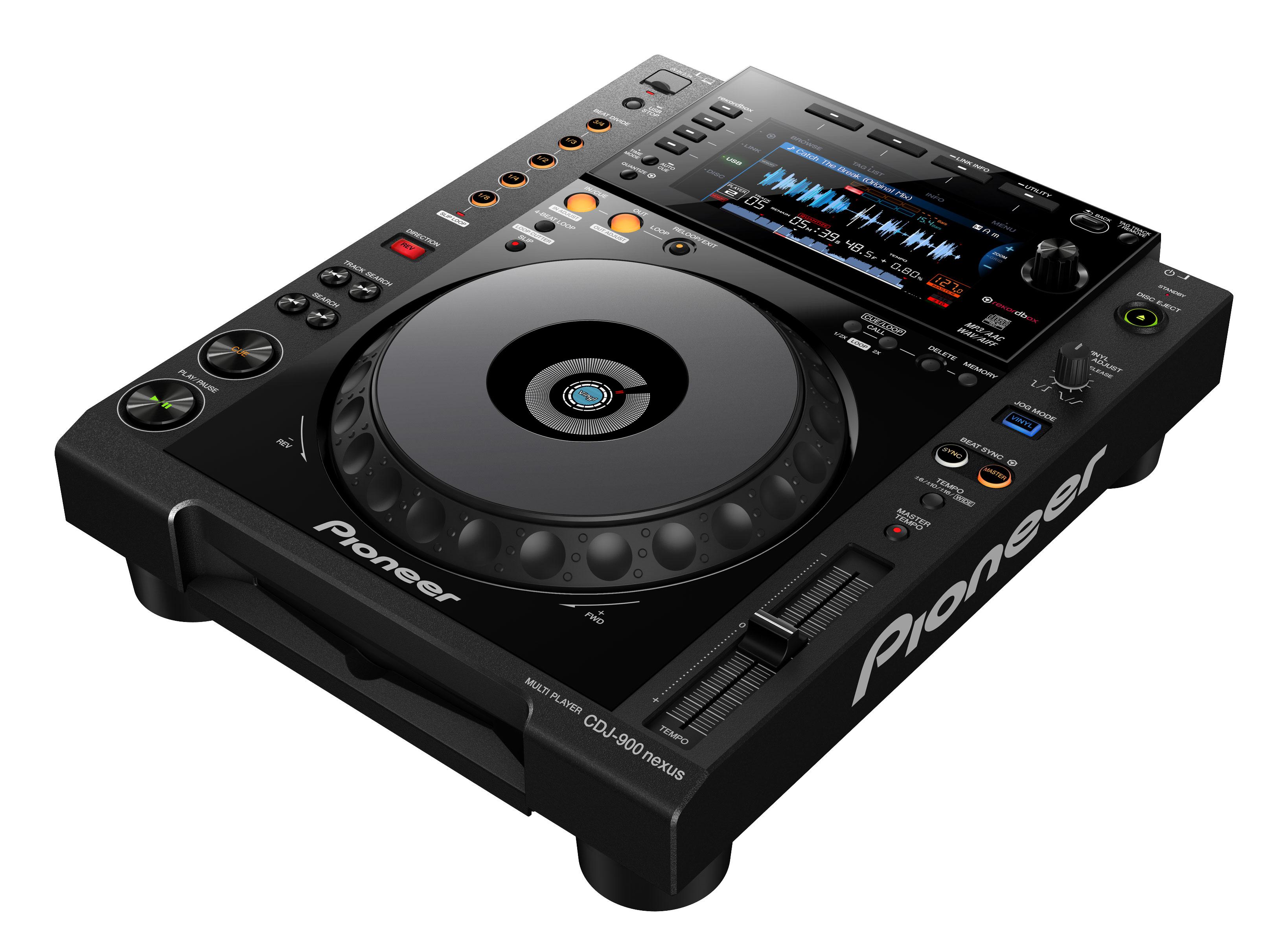 CDJ 900 NEXUS