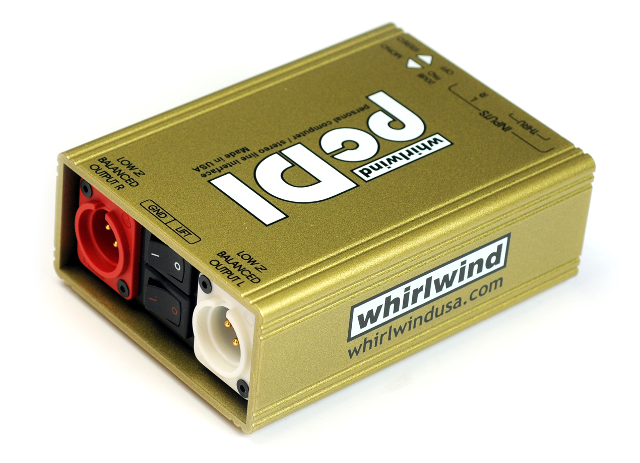 Whirlwind pcDI 2