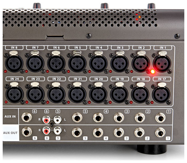 BEHRINGER X 32 LOCATION PARIS 8