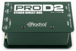 Radial Engineering Pro D2 LOCATION PARIS