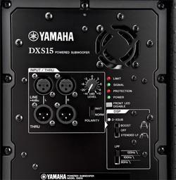 Yamaha - DXS15 6