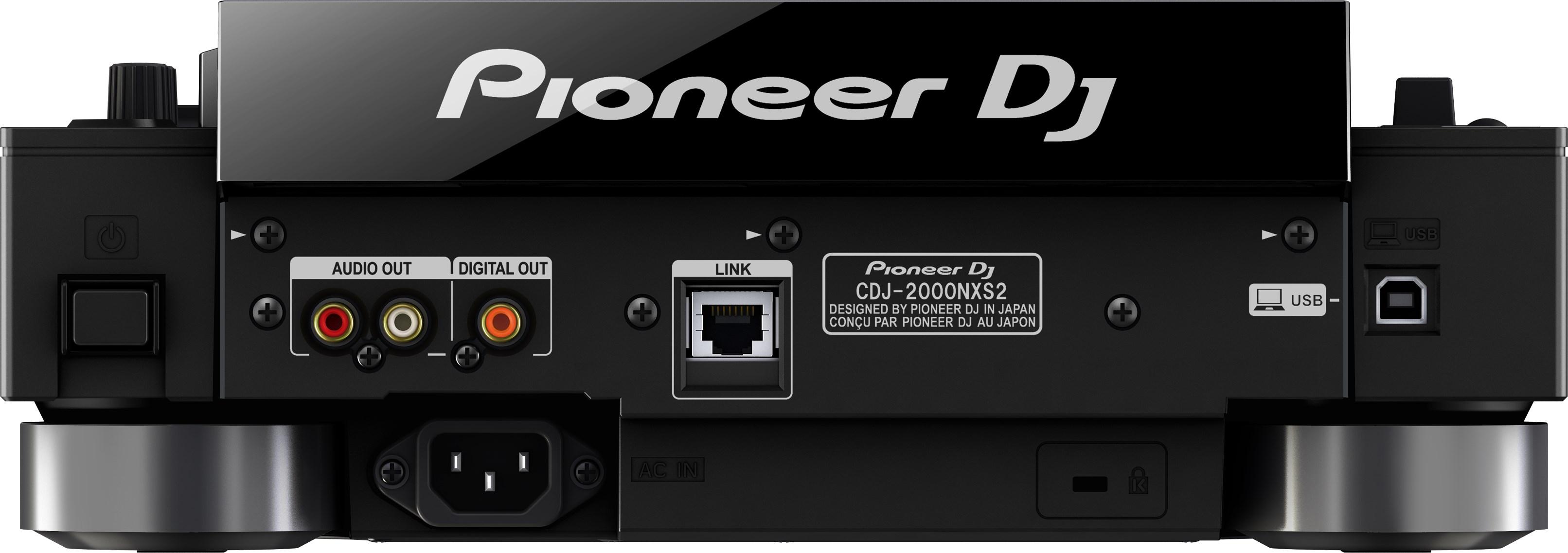 Location Pioneer CDJ 2000 NXS2