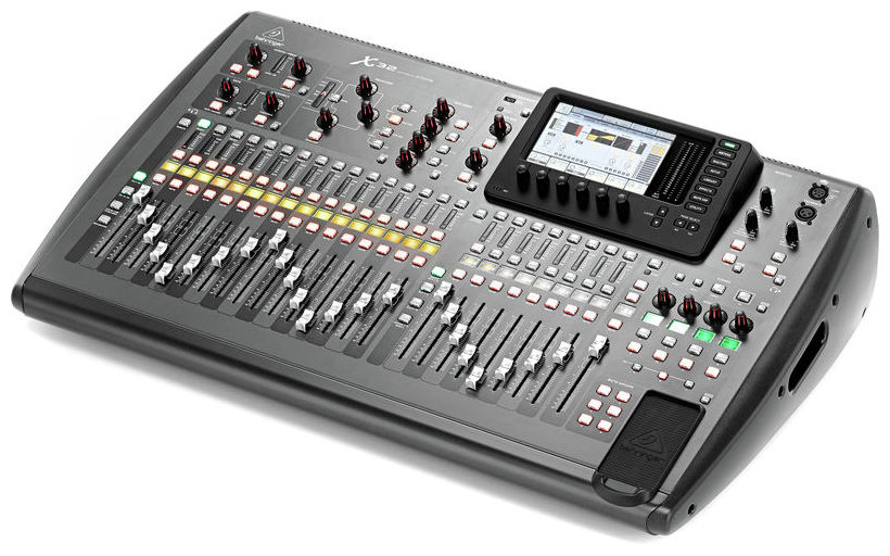 BEHRINGER X 32 LOCATION PARIS 1
