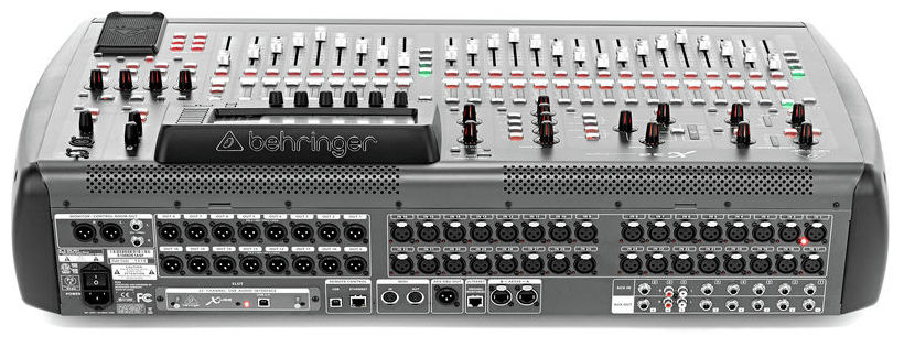 BEHRINGER X 32 LOCATION PARIS 5