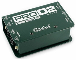 Radial Engineering Pro D2 LOCATION PARIS 3