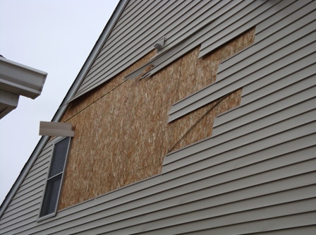Matching roofing/siding coverage and why you need it on your home insurance.