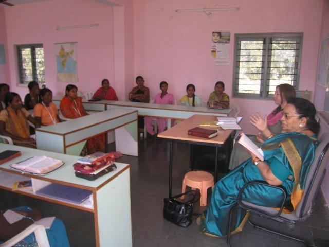 iwill class room with Mary Vijayam teaching.jpg