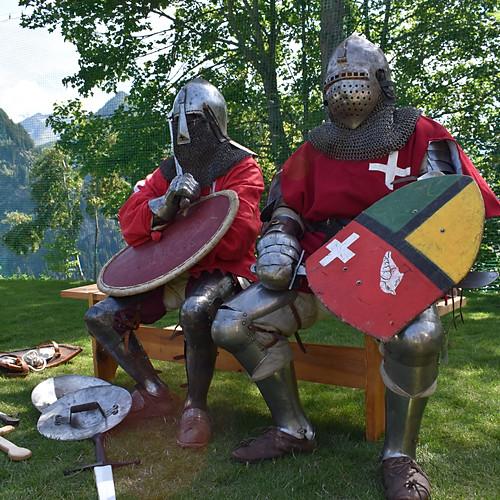Fête médiévale de Finhaut
