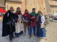 Marché médiéval de Romainmôtier