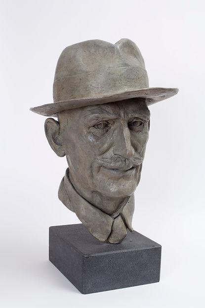 Knut Hamsun, bronse