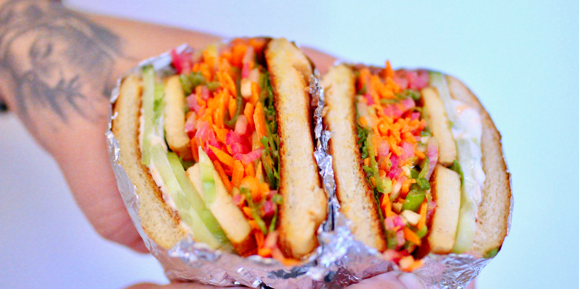 Bomb Mi Sandwich