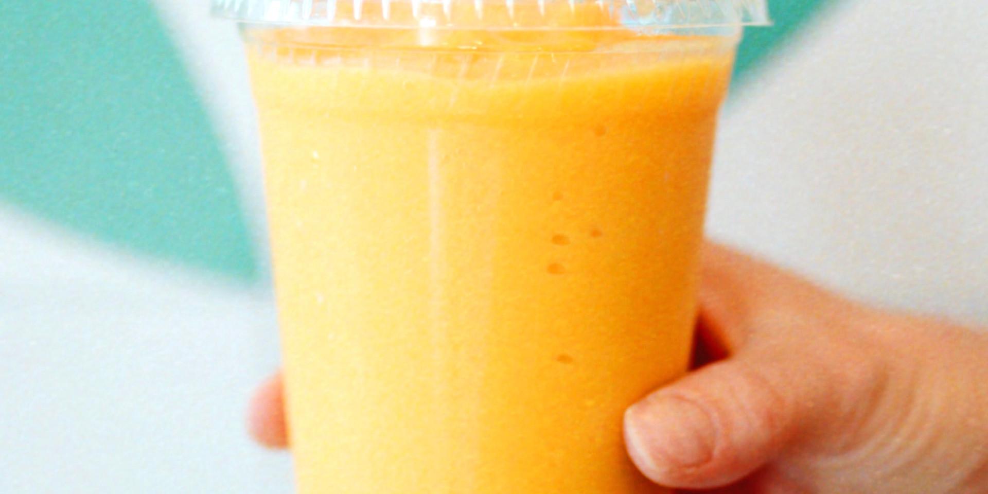 Mango Mango Smoothie