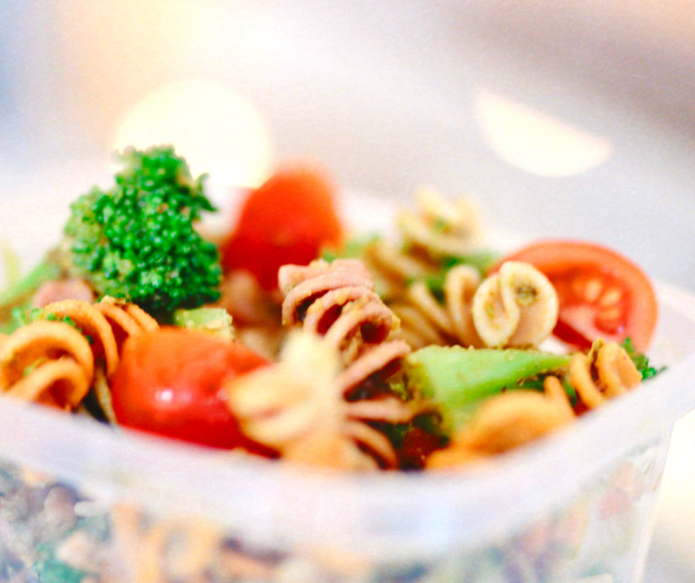 Kamut Pesto Salad